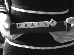 Praise produces engaged students